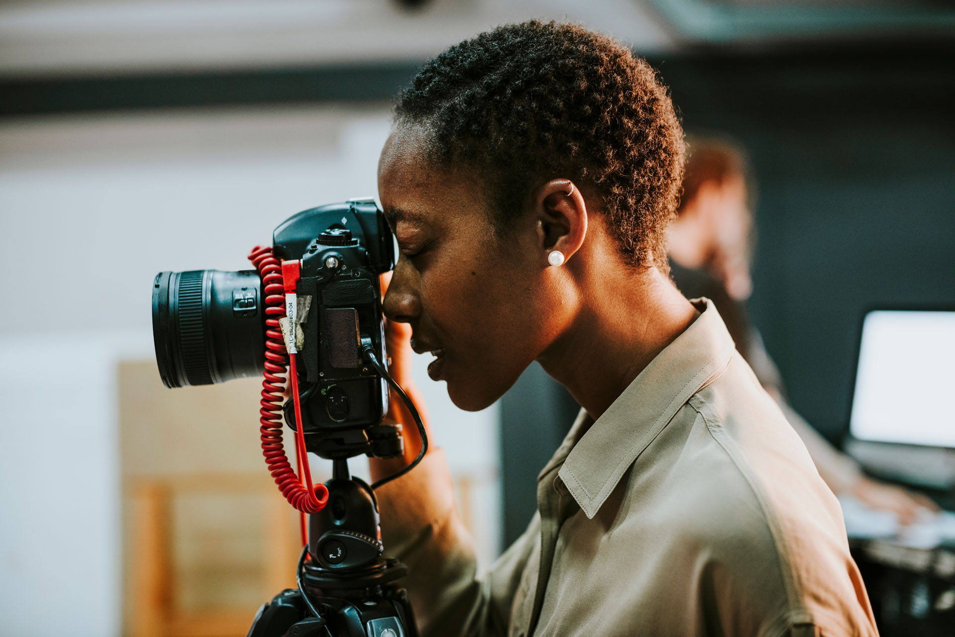 formation Bac Pro photographie