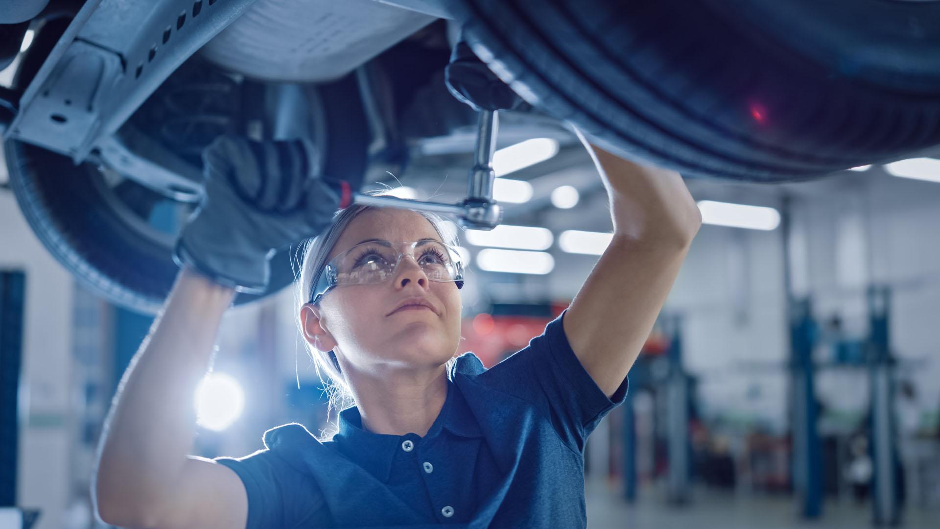 formation CAP maintenance des véhicules