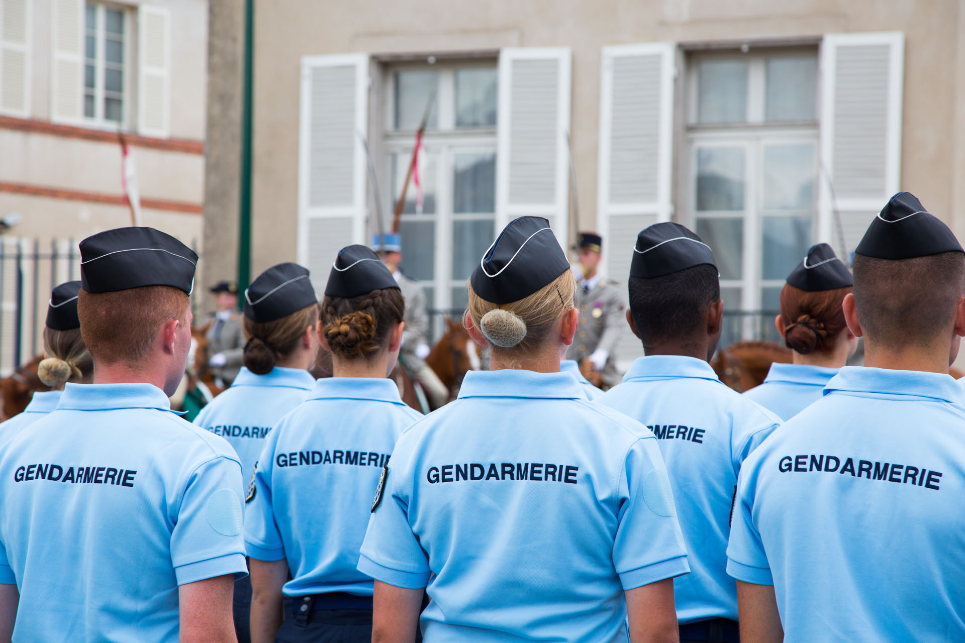 formation gendarmerie