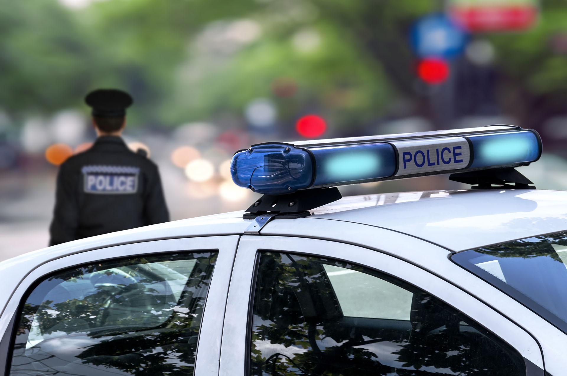 policier national