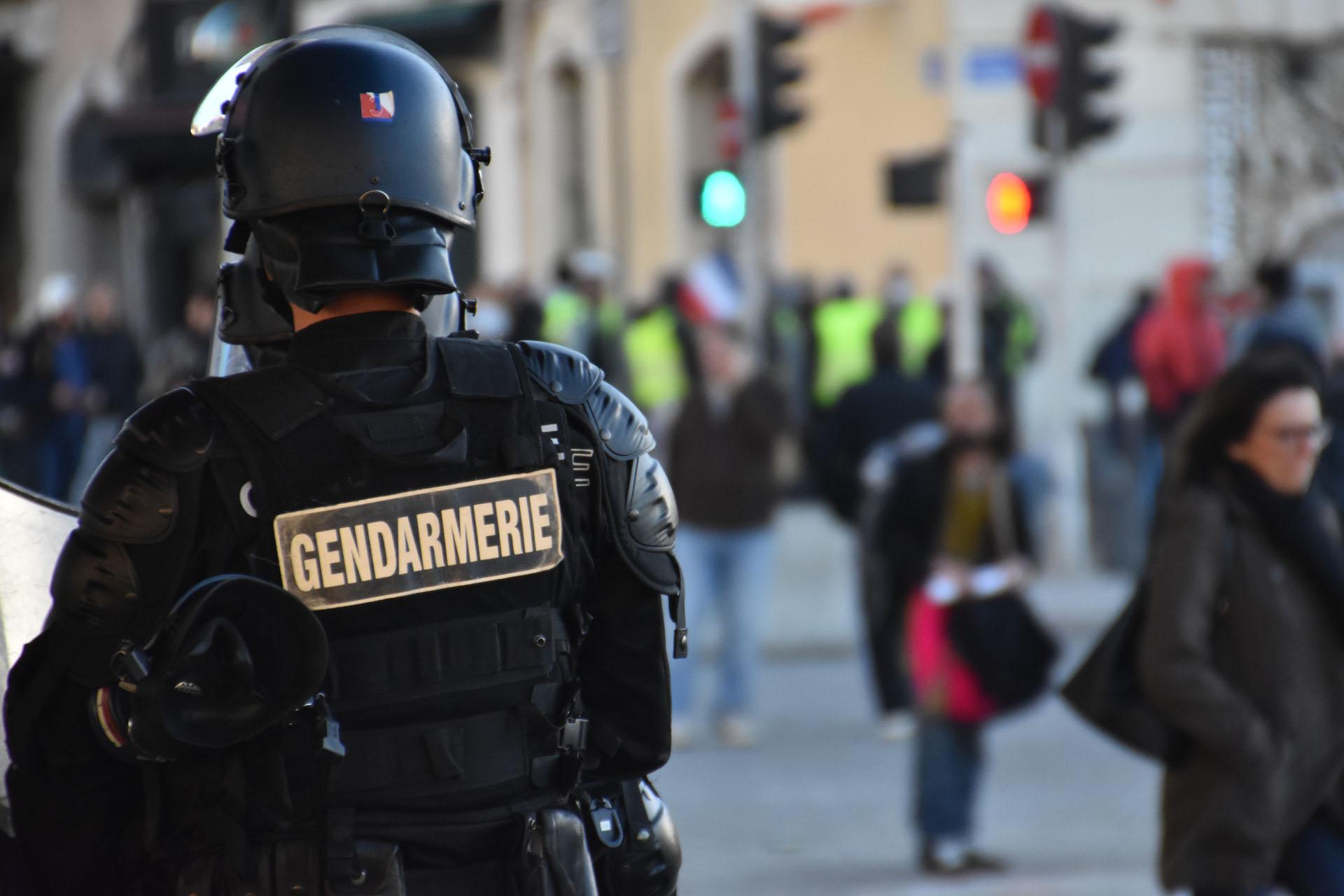 formation gendarme